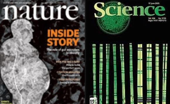 権威ある科学雑誌